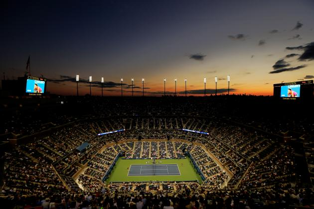US Open Tennis 2012 TV Schedule: Channel and Time Listing For Top Weekend Action