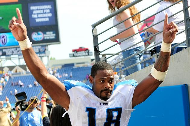 Kenny Britt Suspended One Game by Roger Goodell, Titans Catch a Break