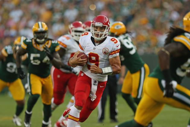 Brady Quinn with Another Solid Preseason; Is This the Year It Matters?