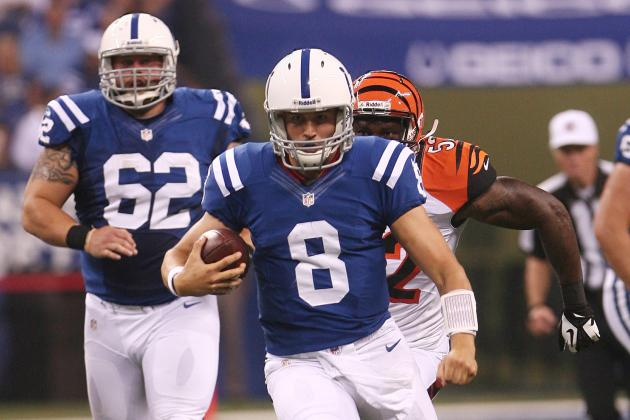 Indianapolis Colts Preseason Week 4 Review: Mr. Irrelevant Plays Irrelevant Game
