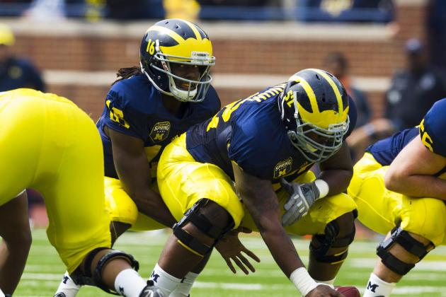 Big Ten Football: Michigan Wolverines Season Preview 2012