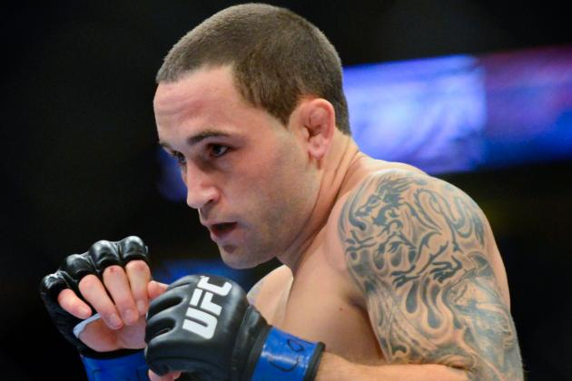Frankie Edgar Replaces Erik Koch, Will Face Jose Aldo for UFC Featherweight Belt