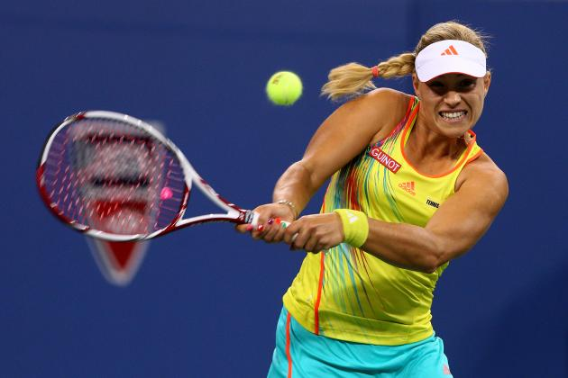 U.S. Open Tennis 2012: Angelique Kerber Defeats Venus Williams in Second Round