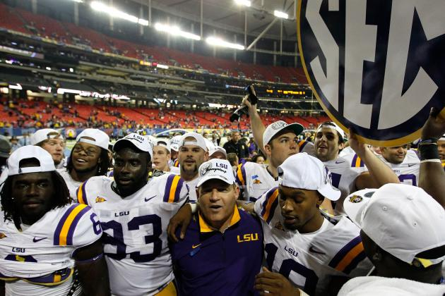 LSU Football: 10 Important Storylines to Watch in 2012