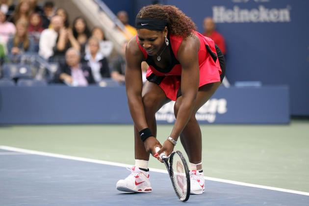 Serena Williams: Using the Pain of 2011 to Bring Success in 2012
