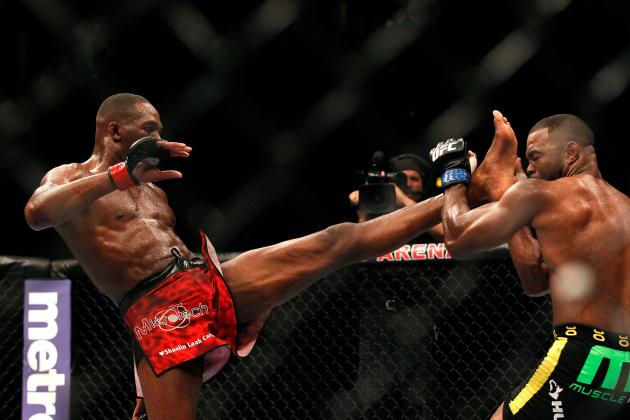 UFC Champion Jon Jones: Is Jonny  Really Too Big to Be a Light Heavyweight?
