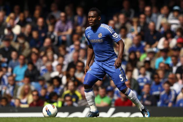 Arsenal Transfer Report: Gunners Interested in Michael Essien