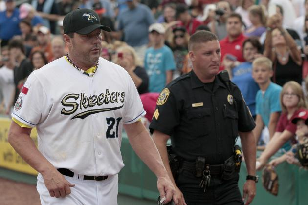 Houston Astros Should Sign Roger Clemens...and Bonds, Palmeiro and McGwire Too