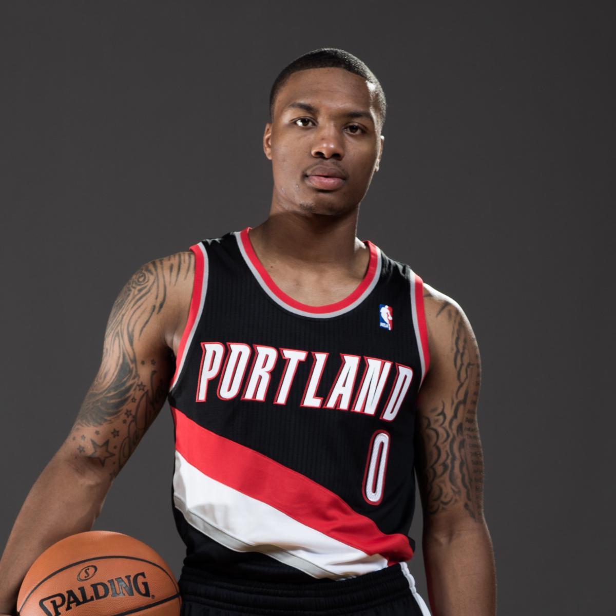 Portland Blazers Roster 2012: Breaking Down Why Damian Lillard Is The Next Chauncey