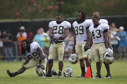 New Orleans Saints: Chris Ivory vs. Travaris Cadet; an Enormous Decision Looms