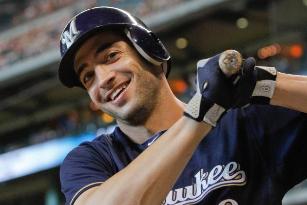 How Has Ryan Braun's Play Really Been Affected by PED Issues?