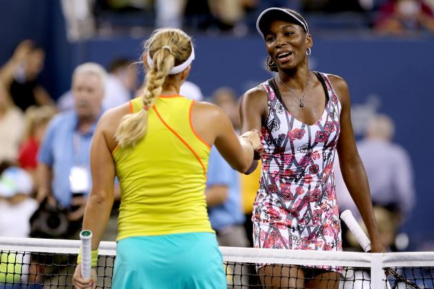 US Open 2012: A Sad Reminder of What It Is Like to Be Venus Williams