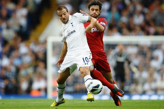 Rafael Van Der Vaart Set to Leave Tottenham for Hamburg