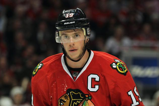 Chicago Blackhawks: Should There Be Question Marks Attached to Jonathan Toews?