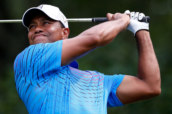 Tiger Woods at Deutsche Bank 2012 Tracker: Day 1 Highlights, Updates and More