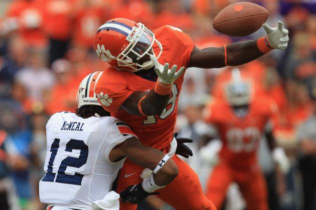 Clemson vs. Auburn: TV Schedule, Live Stream, Radio, Game Time and More