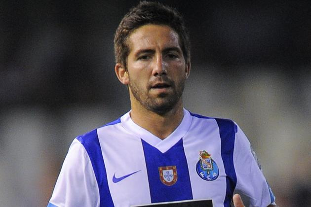 Report: Joao Moutinho to Tottenham for £22 Million