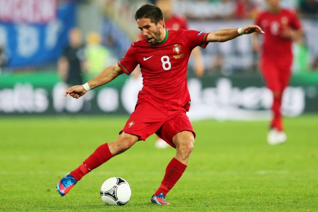 Tottenham Agree £22 Million Deal for Joao Moutinho