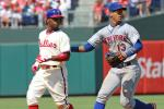 Jimmy Rollins Benched After Baserunning Blunders