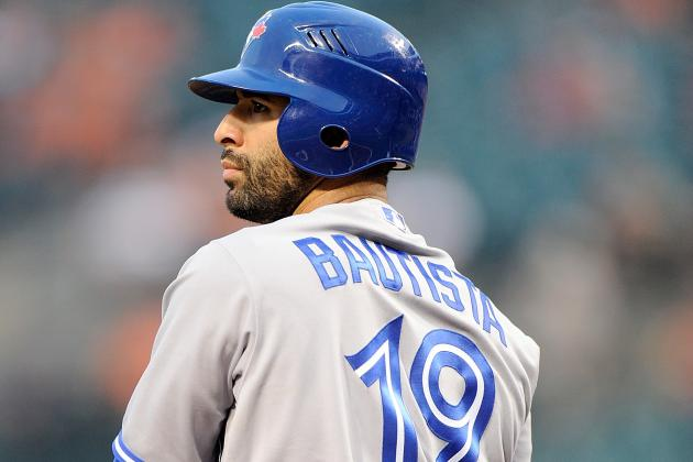 Bautista Done for Year; Ortiz Hopes to Return