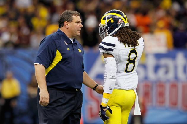 Alabama vs. Michigan: Can Brady Hoke Out-Coach the Mighty Nick Saban?