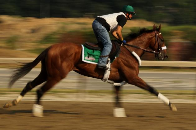 Mucho Macho Man Eyes G1 Win in Woodward