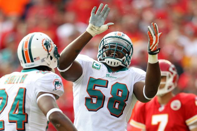 Debate: Is Miami LB Karlos Dansby Worthy of the Hall of Fame?