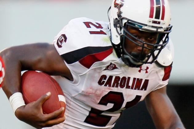 South Carolina Football: Analyzing Marcus Lattimore's Return for the Gamecocks