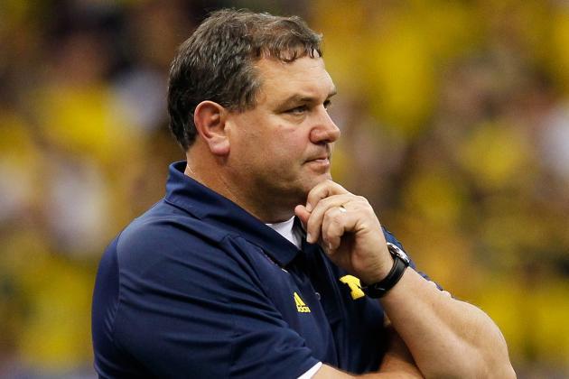 Alabama vs. Michigan: Can Brady Hoke Out-Coach the Mighty Nick Saban?