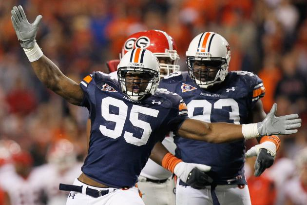 Auburn Football: Tigers Must Exploit Clemson's OL to Win Chick-Fil-A Kickoff