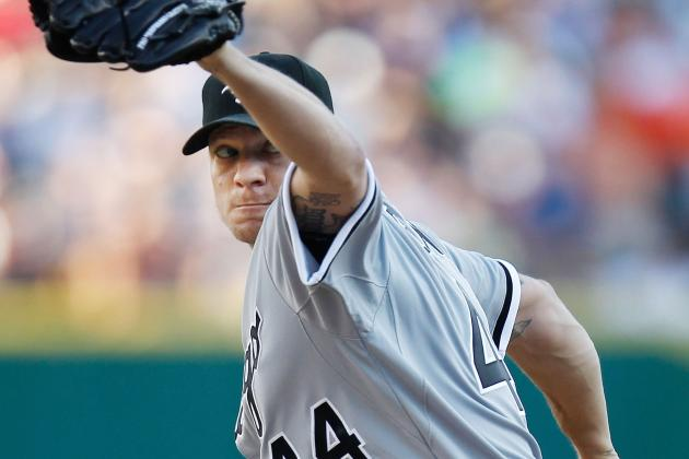 Chicago White Sox:  AL Central Can Be Wrapped Up with Sweep of Detroit Tigers
