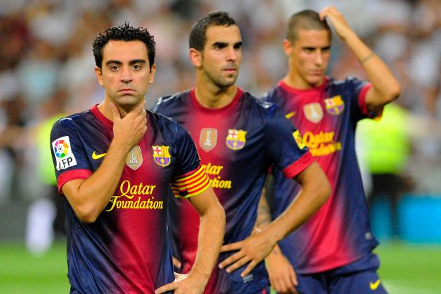 Barcelona vs. Valencia: How Barca Can Rebound from Their El Clasico Defeat