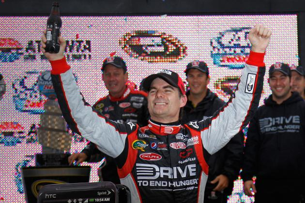 AdvoCare 500 2012: Start Time, Lineup, TV Schedule and More