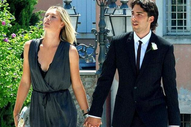 Maria Sharapova and Sasha Vujacic Reportedly Called It Quits Months Ago