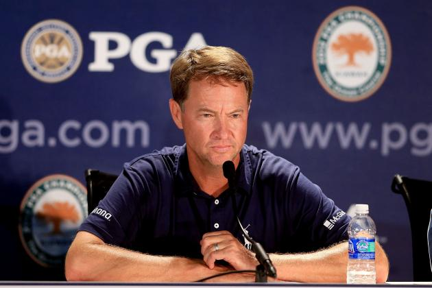 2012 Ryder Cup Picks: Davis Love III to Choose Running Mates on Tuesday