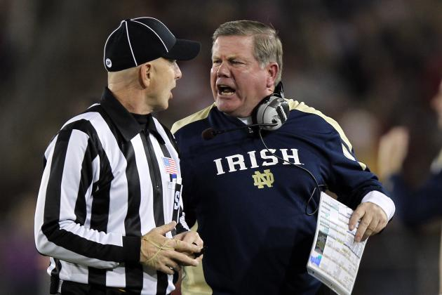 Notre Dame Football: Allen Pinkett's Comments Will Overshadow Opener
