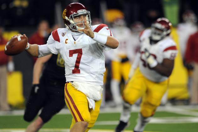 College Football Week 1 Predictions: Hawaii Warriors vs. USC Trojans