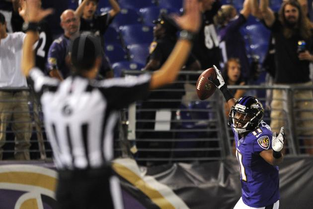 Baltimore Ravens: Tommy Streeter to the IR Is a Smart Move