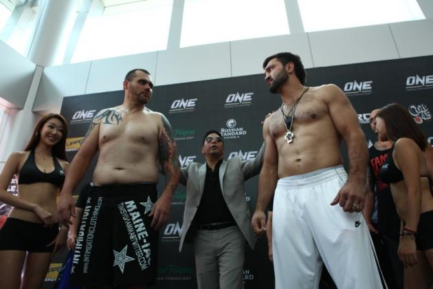Andrei Arlovski vs. Tim Sylvia V: The Fight Absolutely No One Cares About