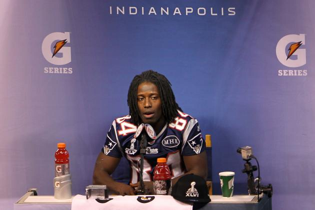 Patriots Cut Deion Branch; What's Next for New England at Wide Receiver?