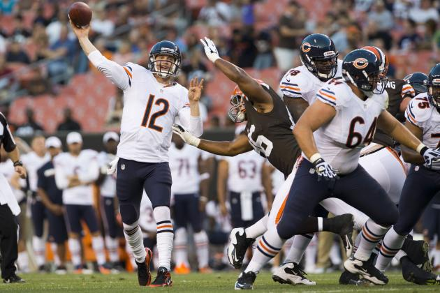 Chicago Bears: McCown and Allen Released, Clutts Traded and Return of Okoye
