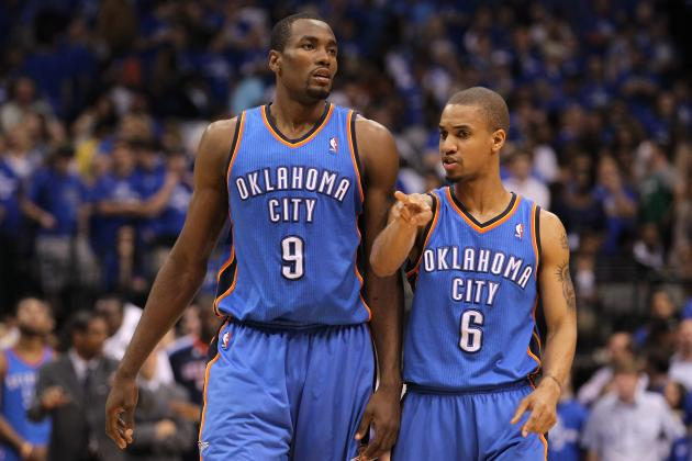 How Does Eric Maynor Fit into the Thunder's Long-Term Plans?