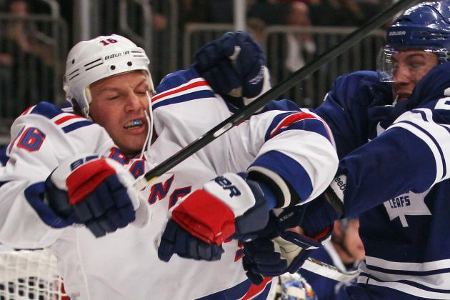 NY Rangers: Sean Avery Says Rangers Would Have Beaten Devils with Him in Lineup