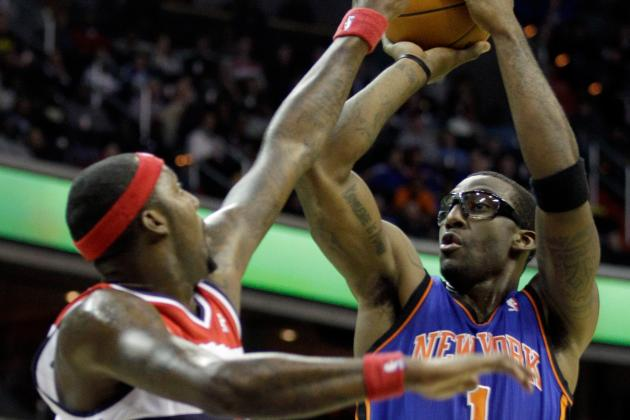 Could Andray Blatche Be Final Piece to Minnesota Timberwolves' Puzzle?