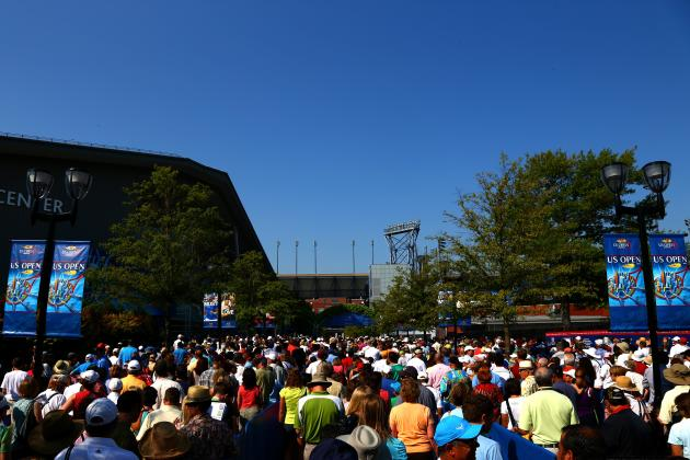 US Open Tennis 2012 Coverage: When and Where to Catch This Weekend's Tennis