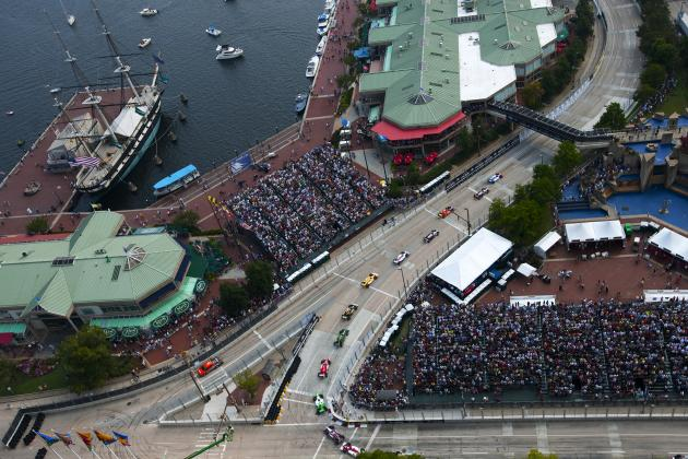2012 IndyCar Series: All You Need to Know About the Grand Prix of Baltimore