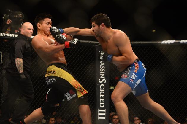 UFC 154 Picks Up Patrick Cote vs. Alessio Sakara