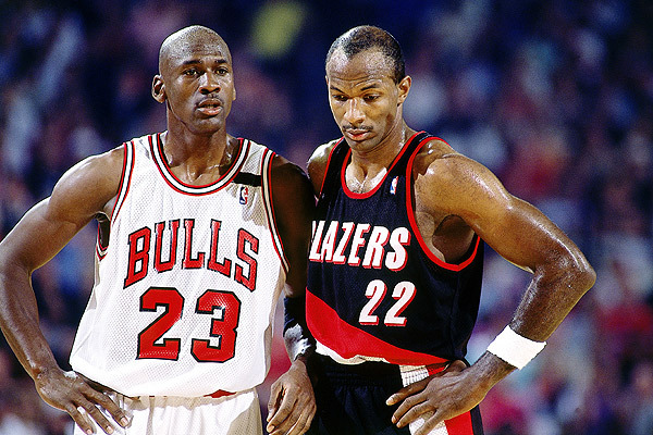 Jordan and Drexler, Kobe and LeBron: Are Championship Rings Overrated?