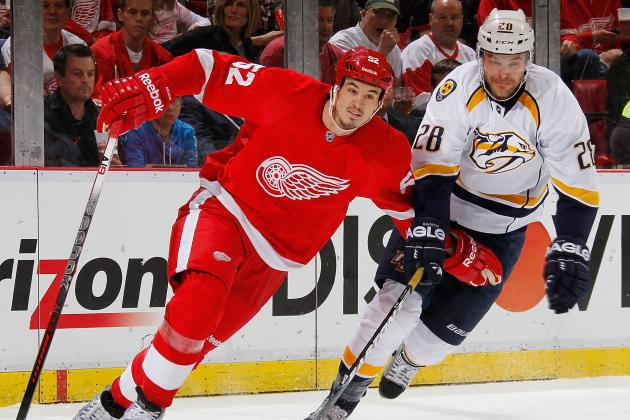 Red Wings Deemed Smartest Spenders in NHL