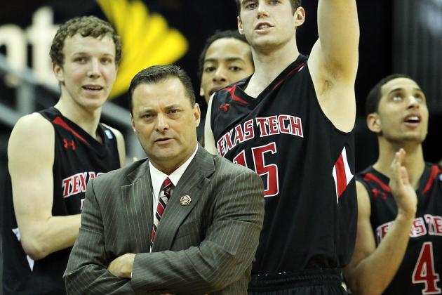 Ex-Texas Tech Players: Gillispie Broke NCAA Practice-Length Rules